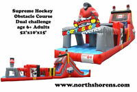 Bouncy castle rentals and more