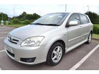 2005 55 TOYOTA COROLLA 1.6 VVT-I COLOUR COLLECTION 5DR