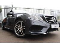 2014 64 MERCEDES-BENZ E CLASS 3.0 E350 BLUETEC AMG SPORT 4D 249 BHP DIESEL