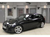 2012 12 BMW 1 SERIES 2.0 125D M SPORT 5D 215 BHP DIESEL