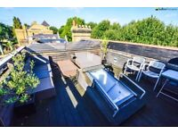 *!* Roof Top Terrace *!* Perfect for sharers, moments from denmark hill station, call now to book!