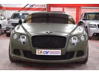 2011 11 BENTLEY CONTINENTAL 6.0 GT MDS 2D AUTO 567 BHP