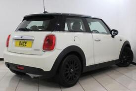 2014 14 MINI HATCH COOPER 1.5 COOPER CHILI PACK 3DR 134 BHP