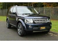 2015 Land Rover Discovery 4 3.0 SDV6 HSE LUXURY 5d 255 BHP Estate Diesel Automat