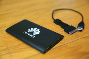 Brand New Huawei Power Bank(5000mAh)for iphone, android devices.