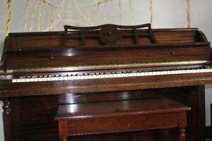 Appartment piano