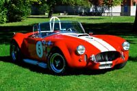 FORD SHELBY AC COBRA MUSTANG