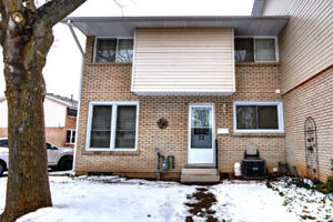 Townhouse For Rent - St. Catharines