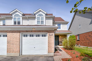 Southend Guelph Townhome