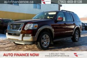 2010 Ford Explorer Eddie Bauer LOADED LEATHER REDUCED PAYMENTS