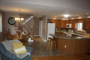 3 Bedroom Detach with finished Basement