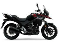 SUZUKI V-STROM 250 V STROM 250cc BLACK - NEW - UN-REGISTERED