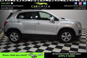 2013 Chevrolet Trax LT-CRUISE**BLUETOOTH**A/C