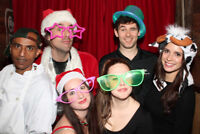 Amazing Photo Booth & DJ Combo for Holiday Events