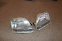 For Sale: OEM Ford F150 Headlamps 1997-2003