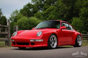 1995 Porsche 911 - Tastefully Upgraded