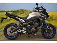 Yamaha MT-09 Tracer 2016**ABS, HAND GUARDS, DIGITAL DISPLAY, DATATAG**
