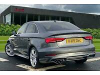 2019 Audi A3 Saloon S line 35 TFSI 150 PS S tronic Auto Saloon Petrol Automatic