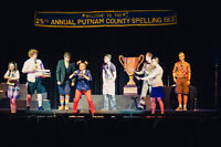 25th Annual Putnam Councty Spelling ,Show Banners, Props, Trophy