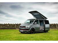 VW T6 Campervan 2019 HIGHLINE 10k mile   AIR CON   Cruise   Starry Night Ceiling