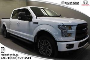 "2016 Ford F150 4x4 - Supercrew Lariat - 145"" WB"