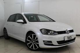 2013 63 VOLKSWAGEN GOLF 2.0 GT TDI BLUEMOTION TECHNOLOGY 5DR 148 BHP DIESEL