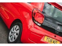 2018 Citroen C1 1.0 VTi Feel 3dr Hatchback Hatchback Petrol Manual