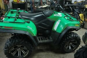 2011 arctic cat 550