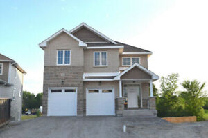 Rent 4 Bedroom, 2.5 Bath Double Car Garage with Pond View Yard