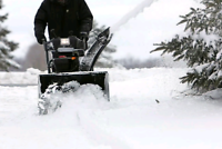 Blow n' Throw - Snow Blowing and Clearing