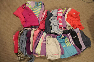 Lot of Girls size 5/6 summer clothes, brand names! $ Reduced!