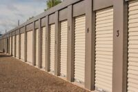 Brand New Storage Units - Conveniently Located