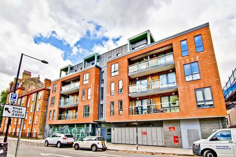 Spacious One bedroom apartment located in Kings Cross - Available September