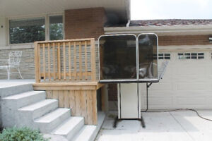 Electric wheelchair lift for sale!
