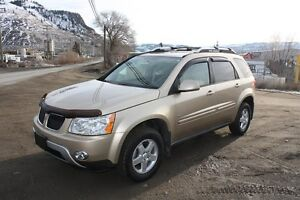 2008 Pontiac Torrent FWD NEW BLOWOUT PRICE ONLY $8950!!