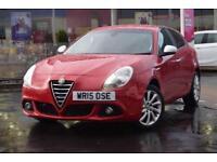 2015 ALFA ROMEO GIULIETTA Alfa Romeo Giulietta 2.0 JTDM 2 Business 5dr