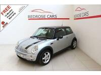 2002 52 MINI HATCH COOPER 1.6 COOPER 3D 114 BHP