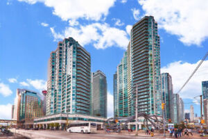 1 Bed+Den Condo at 10 Yonge - Parking + All utilities included!
