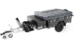 GIC Black Series Camper Trailers Kallangur Pine Rivers Area Preview