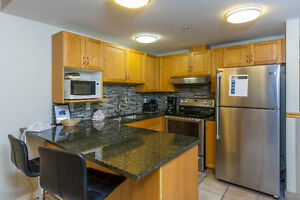 1 Bed + Den in the Premier On-Slope Condo