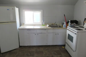 Bachelor apartment for rent in New Waterford