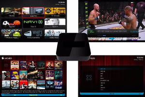 TV BOX-  powered by Android