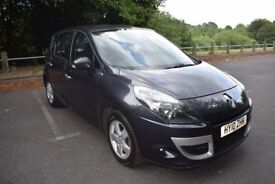 Renault Scenic DYNAMIQUE 1.5 DCI 106 - 6 MONTH WARRANTY (grey) 2010