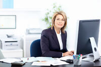 Bookkeeper Office Assistant Fultime - Scarborough