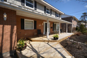 5 BDR / Executive 2 storey in Colby Village --> REDUCED Price!