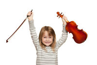 Fun and Engaging Violin Lessons for Children