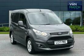 2017 Ford Transit Connect 200 LIMITED Panel Van Diesel Manual