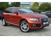 2014 Audi Q5 2.0 TDI [150] Quattro SE 5dr 5 door Estate