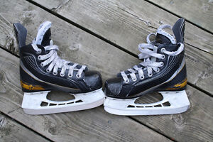 Bauer Supreme ONE60 youth skates, size 11D