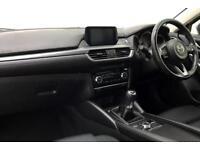 2017 Mazda 6 2.0 SE-L Nav 4dr Petrol blue Manual